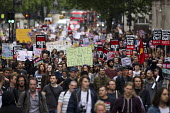 Anti austerity protests on the day of the Queens Speech and opening of Parliament. Whitehall, London. - Jess Hurd - against,anti,Austerity Cuts,Protest,Demonstration,2015,2010s