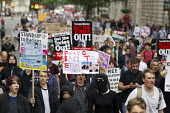 Anti austerity protests on the day of the Queens Speech and opening of Parliament. Whitehall, London. - Jess Hurd - against,anti,Austerity Cuts,Protest,Demonstration,student,students,2015,2010s