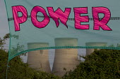 Reclaim The Power protest camp against the fossil fuel industry, Didcot Power Station. Oxfordshire. - Jess Hurd - 01-06-2015
