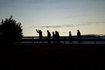 Migrants try to jump onto railway trucks Calais Eurostar Terminal France - Jess Hurd - 2010s,2015,Asylum Seeker,Asylum Seeker,BAME,BAMEs,Black,BME,bmes,border,crisis,Diaspora,displaced,diversity,Ethnic,ethnicity,eu,Europe,european,europeans,eurozone,foreign,foreigner,foreigners,france,f