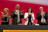 Rosie Winterton MP, Keith Vaz MP, Lucy Powell MP Labour Party Conference Brighton. - Jess Hurd - 30-09-2015
