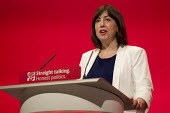 Lucy Powell MP speaking, Labour Party Conference Brighton. - Jess Hurd - 30-09-2015