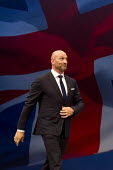 Lawrence Dallaglio, England rugby player speaking at Conservative Party Conference, Manchester. - Jess Hurd - 06-10-2015