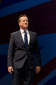 David Cameron, Prime Minister, speaking at Conservative Party Conference, Manchester. - Jess Hurd - 07-10-2015