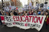 National Student protest against fees and cuts. London. - Jess Hurd - 04-11-2015