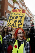 National Student protest against fees and cuts, London. - Jess Hurd - 04-11-2015