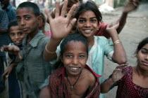 Street kids, Mumbai India - Jess Hurd - 18-01-2004