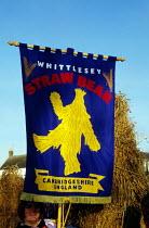 Whittlesey Straw Bear Man Festival, Cambridgeshire - James Jenkins - 11-01-2003