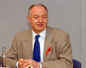 Ken Livingstone, Mayor of London, The London Conference, London. - James Jenkins - 29-11-2003