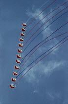 Stunt kite. - Paul Carter - 18-09-2002