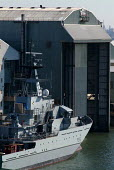 The completion of HMS Mersey has brought to an end to nearly 100 years of Royal Navy shipbuilding by VT (formerly Vosper Thornycroft) Group at its Woolston shipyard. The Offshore Patrol Vessel was the... - Paul Carter - 2000s,2003,boat,boats,brownfield,capitalism,CLOSED,closing,closure,closures,Coast,coastal,coasts,defence,defense,developer,developers,DEVELOPMENT,docked,Dockyard,dockyards,EBF,EBF economy,Economic,Eco