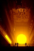The Weather Project, the fourth in the annual Unilever Series of commissions for the Turbine Hall, Olafur Eliasson takes this ubiquitous subject as the basis for exploring ideas about experience, medi... - Paul Carter - 09-11-2003