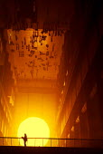 The Weather Project, the fourth in the annual Unilever. Series of commissions for the Turbine Hall, Olafur Eliasson takes this ubiquitous subject as the basis for exploring ideas about experience, med... - Paul Carter - 09-11-2003