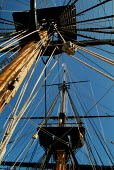 Masts of HMS Victory, Portsmouth. - Paul Carter - 13-06-2003