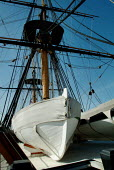 Ship's boats. HMS Victory, Portsmouth. - Paul Carter - 13-06-2003