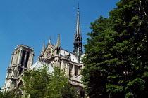Notre Dame Cathedral, Paris. - Paul Carter - 15-05-2004