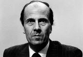 Norman Tebbit at the Conservative Conference, in 1981. - John Sturrock - 12-10-1981