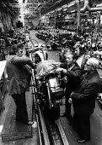 Triumph Meriden Motorcycle Cooperative - John Sturrock - 19-07-1974