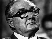 James Callaghan Labour Party Conference - John Sturrock - ,1970s,1978,Callaghan,Conference,conferences,Jim,Labour Party,male,man,men,mp,mps,Party,people,person,persons,pol politics,politician,politicians