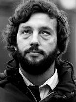 David Blunkett, Labour Party MP - John Sturrock - ,1980s,1988,male,man,men,Party,people,person,persons,pol politics