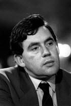 Gordon Brown, in 1988. - John Sturrock - 1980s,1988,Labour Party,male,man,men,mp,mps,people,person,persons,pol politics,politician,politicians