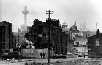 A cityscape of Liverpool, in 1979. - John Sturrock - 10-11-1979