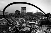 Demolition of Firth Brown, Steel & Engineering Works in Sheffield. - John Sturrock - 09-12-1985