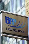 BPP Law school in Holborn is the first private sector company in the UK to become a university college as of July 2010. The BPP is 100 percent privately owned and receives no state funding. London. - Justin Tallis - 16-08-2010