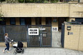 A polling station for voting in local elections as well as a UK wide referendum on the alternative voting system. London. - Justin Tallis - ,2010s,2011,adult,adults,alternative,av,cast,casting,child,CHILDHOOD,children,cities,city,deciding,decision,decisions,democracy,election,elections,electorate,FAMILY,FEMALE,juvenile,juveniles,kid,kids,