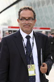Lord Glasman at the Labour Party Conference. Liverpool. - Justin Tallis - 27-09-2011