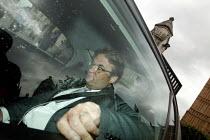 Tony Mcnulty MP leaving Parliament, Westminster, London. - Justin Tallis - 03-06-2009