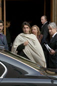 Bilawal Bhutto Zardari, Chairman of the Pakistan Peoples Party. Bilawal Bhutto Zardari is the eldest child of the late Pakistani politician Benazir Bhutto. Seen leaving the International Institute for... - Justin Tallis - ,2000s,2009,leave,leaving,Pakistan,Pakistani,pol politics