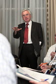 John McDonnell MP speaking at a Blacklist Support Group meeting in Westminster. London. - Justin Tallis - 2000s,2009,Blacklist Support Group,blacklisted,blacklisting,building,BUILDINGS,construction industry,consulting association,human rights,issue,issues,labour party,meeting,MEETINGS,member,member member