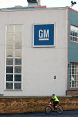 General Motors Manufacturing Plant in Luton. - Justin Tallis - ,2000s,2009,auto industry,automotive,bicycle,BICYCLES,BICYCLING,Bicyclist,Bicyclists,bike,bikes,capitalism,capitalist,Car Industry,carindustry,cycle,cycles,cycling,Cyclist,Cyclists,EBF Economy,FACTORI