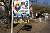 Tucson, Arizona - A home for sale after a foreclosure. - Jim West - 28-01-2008