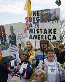Tea Party Express rally in Detroit. - Jim West - American,2010,2010s,activist,activists,against,America,American,americans,anti,campaign,campaigner,campaigners,campaigning,CAMPAIGNS,conservative,conservatives,DEMONSTRATING,demonstration,DEMONSTRATIO