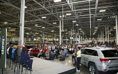 Chrysler introduces its new Jeep Grand Cherokee, at the Jefferson North Assembly Plant. - Jim West - 21-05-2010
