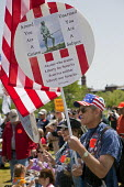 Pro-gun activists rally near the Washington Monument.   � - Jim West - 2010,2010s,activist,activists,America,american,americans,armed,arms,CAMPAIGN,campaigner,campaigners,CAMPAIGNING,CAMPAIGNS,constitution,democracy,DEMONSTRATING,demonstration,demonstration American,DEMO