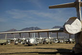 The Aerospace Maintenance and Regeneration Group (AMARG), a storage and parts centre and reclamation yard for mothballed military aircraft at the Davis-Monthan Air Force Base. USA. It is the sole repo... - Jim West - 2010s,2012,aeroplane,aeroplanes,Aerospace,air,Air force,air forces,air transport,aircraft,airfield,airfields,Airforce,airplane,airplanes,AMARG,America,american,americans,Arizona,arm,armaments,Armed Fo