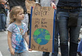 New York, New York - Hundreds of thousands joined the People's Climate March to demand urgent action against the threat of climate change. - Jim West - 21-09-2014