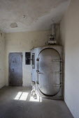 Gas chamber Wyoming Frontier Prison USA the former State Penitentiary closed in 1981 - Jim West - American,2010s,2015,ACE,America,American,americans,capital punishment,chamber,chambers,closed,closing,closure,closures,confinement,crime,criminal,Criminal Justice System,criminals,Culture,death,deaths