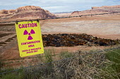 Moab Uranium Mill Tailings Remedial Action (UMTRA) project removing radioactive uranium from the old Atlas Uranium Mill site. The mill processed uranium for nuclear weapons and nuclear power plants fr... - Jim West - 14-07-2015