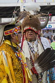 Rosebud Sioux Tribe Annual Wacipi Fair on their Reservation, South Dakota - Jim West - 03-07-2015