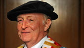 Neil Kinnock receives an honorary degree from Glasgow Caledonian University. He was awarded an honorary Doctorate of Letters in recognition of his outstanding contribution to politics and the promotio... - Mike Day - mortarboard,2000s,2009,academic,ACADEMICS,achievement,adult,Adult Education,adults,ceremonies,ceremony,degree,degrees,edu,educate,educating,education,educational,Glasgow,gown,gowns,graduate,graduates,