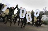 Some of the 1000 new recruits who have joined the British Army from north of the border during the last 12 months. This figure represents a 25% increase of those who have enlisted in the last 12 month... - Mike Day - 2000s,2009,Armed Forces,army,border,employee,employees,Employment,FEMALE,figure,job,jobs,LAB,LBR,male,man,men,military,MOD,new,people,person,persons,recruit,RECRUITING,recruitment,recruits,Scotland,Sc