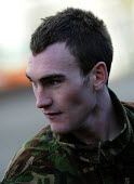 One of the 1000 new recruits who have joined the British Army from north of the border during the last 12 months. This figure represents a 25% increase of those who have enlisted in the last 12 months... - Mike Day - 2000s,2009,Armed Forces,army,border,employee,employees,Employment,figure,job,jobs,LAB,LBR,male,man,men,military,MOD,new,people,person,persons,recruit,RECRUITING,recruitment,recruits,Scotland,Scottish,