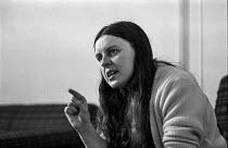 Bernadette Devlin interviewed - Martin Mayer - 16-11-1972