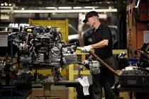 Nissan car production Sunderland