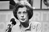 Barbara Castle MEP speaking, Labour Party conference 1983 - NLA - 03-10-1983