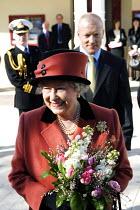 The Queen visiting Brighton. - Nick Rain - 08-03-2007